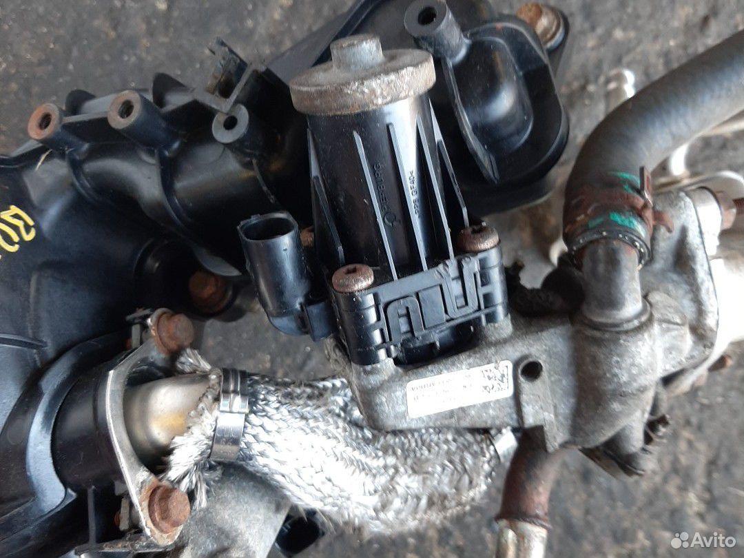 Клапан егр EGR Пежо Боксер 3 2.2 Джампер Дукато  89113841167 купить 1