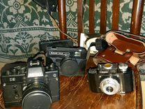 Фотоаппараты фотовспышки