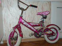 """Велосипед для девочки Stern 12"""""""