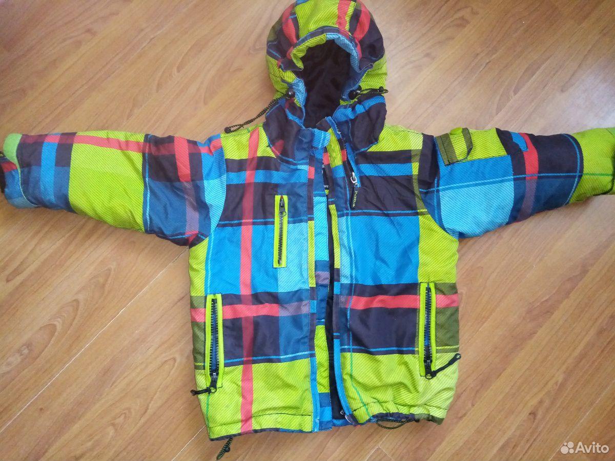 Детская Демисезонная куртка на мембране Reserved 9  89114859916 купить 1