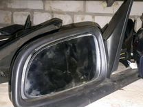 Зеркало левое механическое Опель Астра Н и др дета