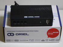 """""""Oriel-403D"""" на 20 или на 50 каналов"""