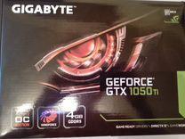 Видеокарта gigabyte GTX 1050Ti 4Gb — Товары для компьютера в Казани