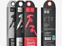 Наушники hoco M6 Universal sport wire earphone