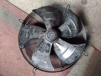Вентилятор осевой.4е 450 axial fan motor