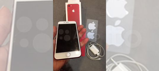 iPhone 7 Red product