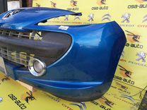 Бампер передний PSA-207+бу пежо ситроен+OSA-auto+P