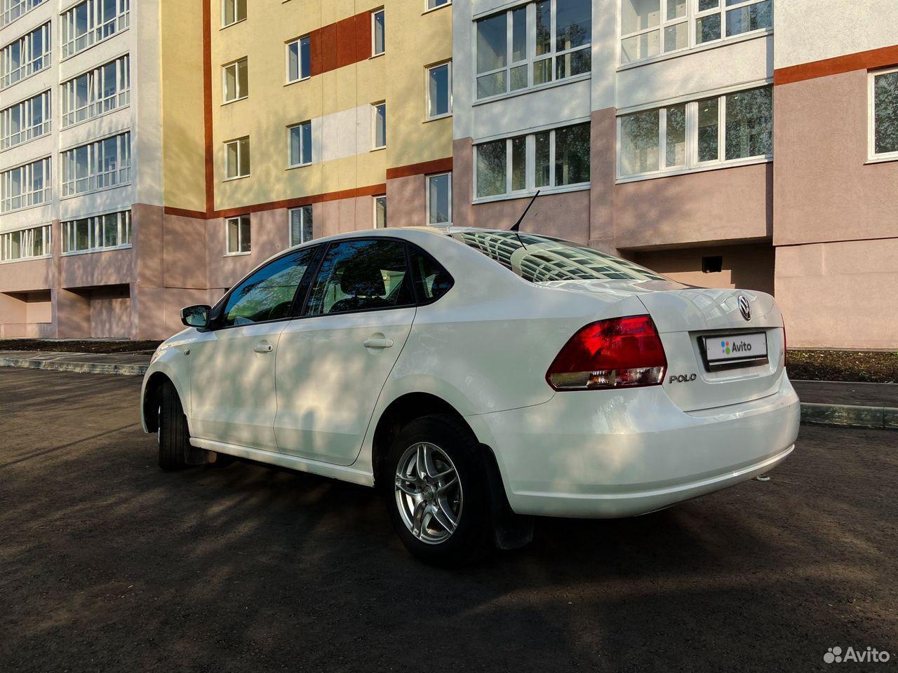 Volkswagen Polo, 2013  89656385813 купить 2