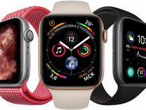 Новые Apple Watch 3/4 series в наличии и под заказ
