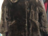 Детская шуба мутоновая — Детская одежда и обувь в Перми