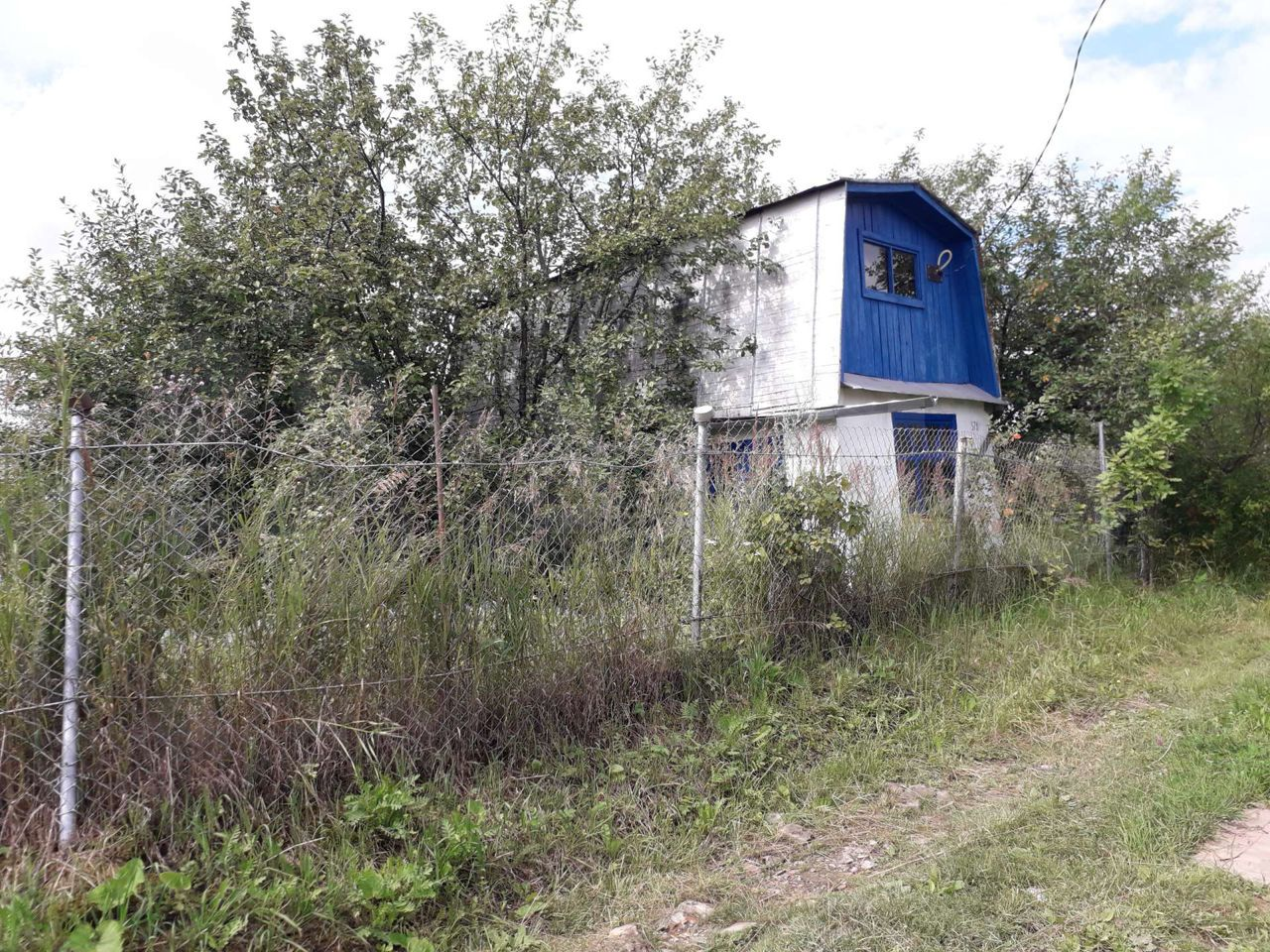 Дача 20 м² на участке 4.7 сот.  89176793840 купить 2