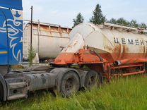 Емкость V-25 м3 цементовоз хранение