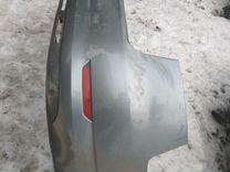 Бампер задний на Форд Мондео 2009 года