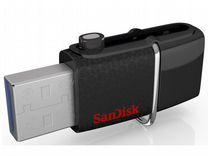 Новая OTG-флешка SanDisk Ultra Dual USB 3.0 16GB