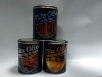 Масло для паркета, мебели,стен,полов vita olio