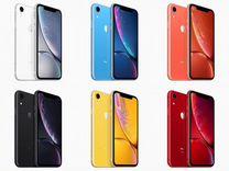 Новый iPhone XR 64/128/256Gb. Магазин.Гарантия