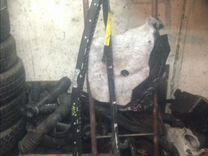 Подушки безопасности в потолок Мерседес W203
