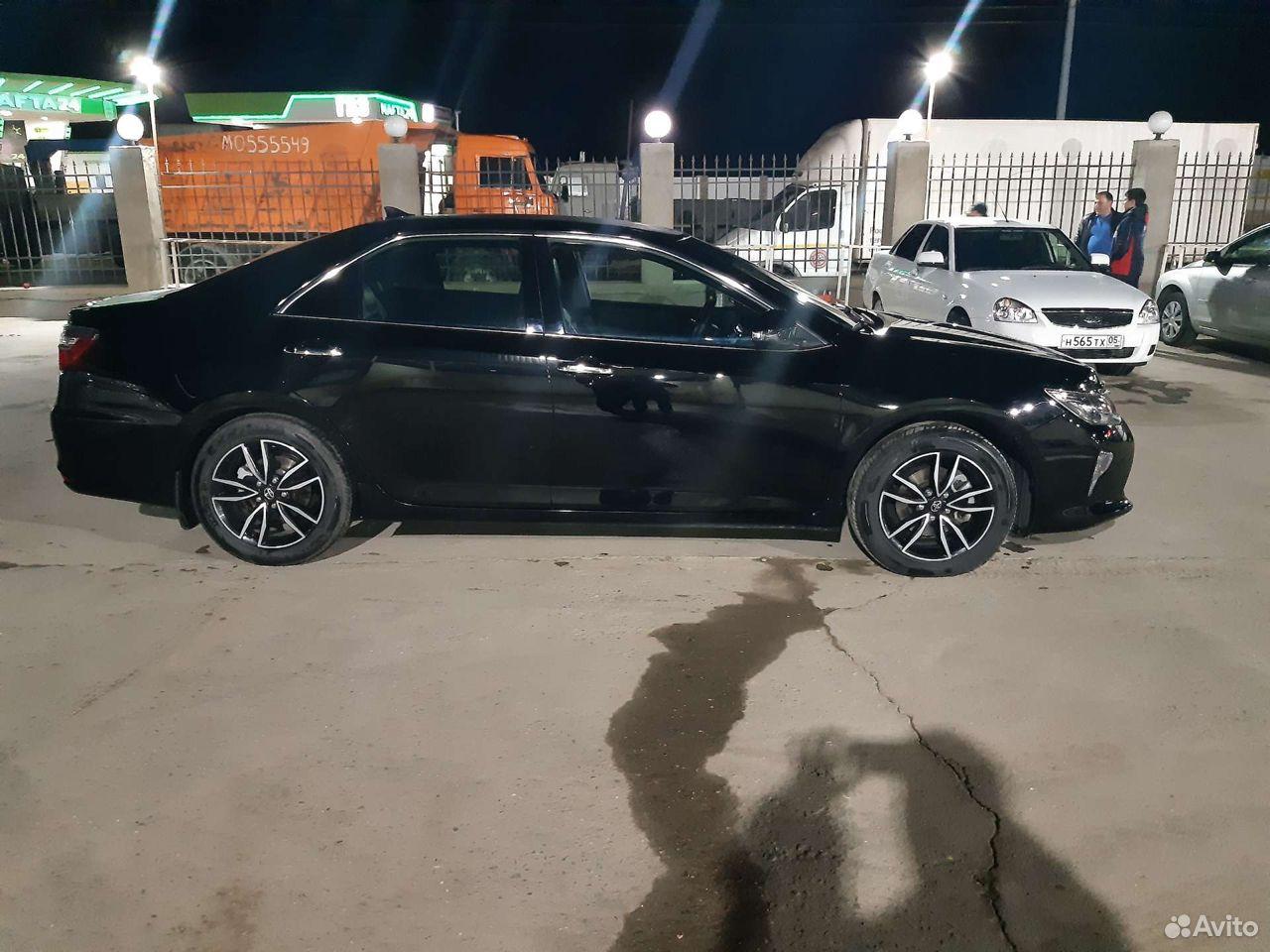 Toyota Camry, 2017  89640184886 купить 5