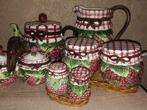 Набор для чая Ежевика