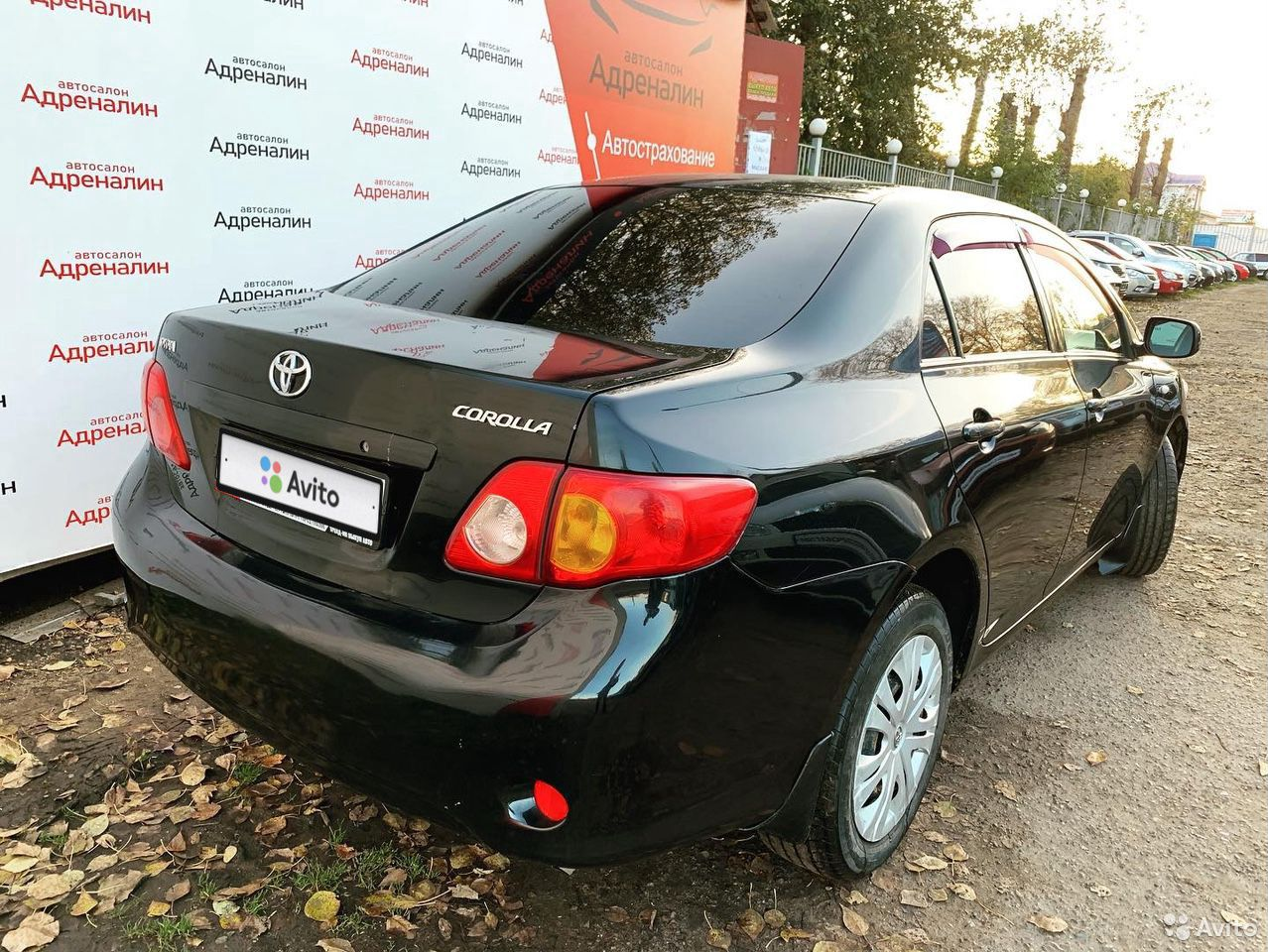 Toyota Corolla, 2007  89128513523 купить 7