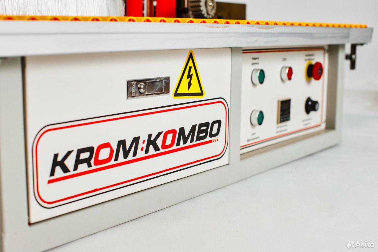 Полуавтоматический кромкооблицовочный станок Krom  88005005920 купить 7